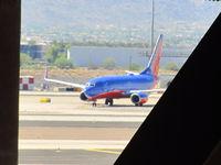 N405WN @ KPHX - Phoenix Sky Harbor International Airport
