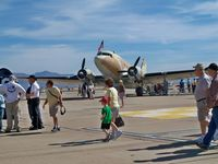 N53ST @ KIWA - Phoenix-Mesa Gateway Airport Gateway Aviation Day 2011