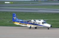 D-CAAL @ EGBB - FROM FREEPORT CAR PARK - by Emmylou1006