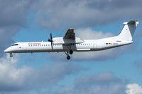D-ABQO @ EDDK - D-ABQO - De Havilland Canada DHC-8-402Q Dash 8 - Eurowings - by Michael Schlesinger