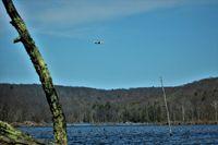 N9NJ - Saturday over Clinton / Buckabear reservoir  West Milford ? - by Ginny