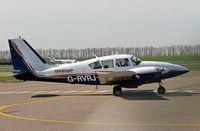 G-RVRJ @ EHLE - Lelystad Airport - by Jan Bekker