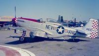 N51HR @ MAE - Madera Airport Airshow California 1987. - by Clayton Eddy