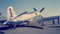 N31518 @ MAE - Madera Airshow California 1987. - by Clayton Eddy