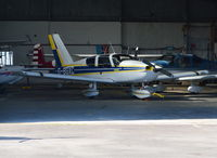G-BGXC @ EGKR - Socata TB-10 Tobago at Redhill. - by moxy