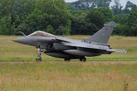43 @ LFRJ - Dassault Rafale M, Landing rwy 26, Landivisiau Naval Air Base (LFRJ) Tiger Meet 2017 - by Yves-Q