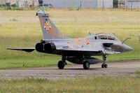 324 @ LFRJ - Dassault Rafale B, Taxiing to flight line, Landivisiau Naval Air Base (LFRJ) Tiger Meet 2017 - by Yves-Q