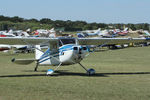 N5465C @ F23 - At the 2017 Ranger Fly-in