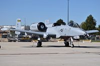 78-0626 @ KBOI - Parked on the Idaho ANG ramp. From the 122nd Fighter Wing Blacksnakes, Indiana ANG. - by Gerald Howard