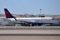 N255SY @ KBOI - Landing roll out on RWY 28L. - by Gerald Howard