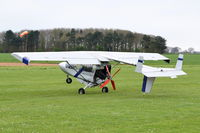 G-BYFI @ X3CX - Parked at Northrepps. - by Graham Reeve