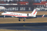 0002 @ EDDT - Polish Gulfstream at Berlin. - by Severin Hackenberger