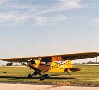 N70478 @ 3Y3 - Summer of 1999 fly in at 3Y3 - by Floyd Taber