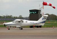 D-ETTH @ EHLE - Lelystad Airport - by Jan Bekker