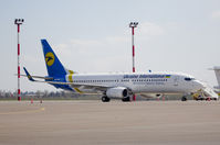 UR-PSR @ EYVI - B.737-8KV of Ukraine International