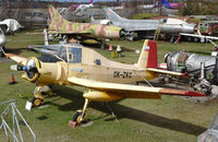 OK-ZKC @ EVRA - OK-ZKC  Cander Aviation Museum Riga