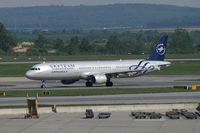F-GTAE @ VIE - Air France Airbus A321 - by Thomas Ramgraber