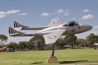 A79-612 - Bolton Park Wagga Wagga 2015 Aircraft was removed from the pole in February 2018 - future uncertain. - by Arthur Scarf