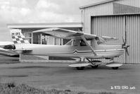 ZK-DFE @ NZAR - Rex Aviation (NZ) Ltd., Auckland - 1971