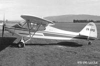 ZK-DFO @ NZTI - Southair Aviation Services Ltd., Taieri