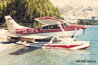 ZK-DFW @ NZWF - Aspiring Air Ltd., Wanaka