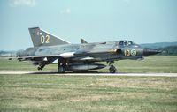 35602 @ AGH - Ângelholm F.10 Air Show 5.8.1995 - by leo larsen