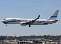 SP-ENT @ LFBO - Landing rwy 14L - by Shunn311