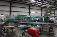 N80FS @ KRFD - Canadair F-86E MK.6