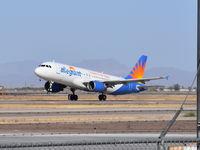 N229NV @ KIWA - Seen Taking off from Phoenix-Mesa Gateway Airport