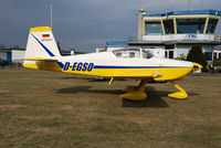 D-EGSO @ EDWN - D-EGSO at Nordhorn airport - by Jack Poelstra