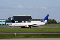 LN-RRT @ EKCH - LN-RRT just landed rw 22L - by Erik Oxtorp