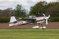 G-IIFM @ XBRE - Edge 360 G-IIFM Farrell McGee British Aerobatic Association McLean Trophy Breighton 29/4/18 - by Grahame Wills