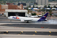 N110FE @ KPHX - No comment. - by Dave Turpie