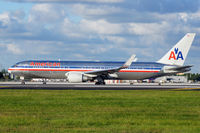N370AA @ KMIA - No comment. - by Dave Turpie