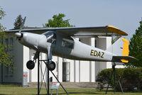D-ELVK @ EDAZ - at edaz - by Volker Hilpert
