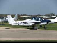 G-AZDD @ EGBK - At Sywell Aerodrome. - by Luke Smith-Whelan