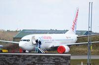 EC-JNF @ EHWO - Air Europa 737 - by fink123