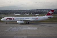 HB-JHE @ LSZH - Zurich - Kloten Airport - by Roberto Cassar