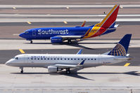 N119SY @ KPHX - Two for one. - by Dave Turpie