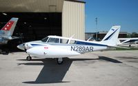 N289AR @ KRFD - Piper PA-30