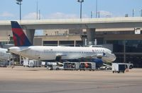N349NW @ KDFW - Airbus A320