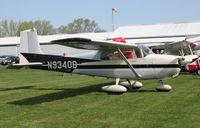 N9340B @ 1C8 - Cessna 175