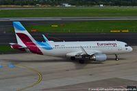 D-AEWU @ EDDL - Airbus A320-214(W) - EW EWG Eurowings - 7513 - D-AEWU - 28.07.2017 - DUS - by Ralf Winter