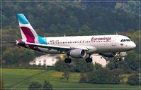 D-ABFR @ EDDR - Airbus A320-214 - by Jerzy Maciaszek