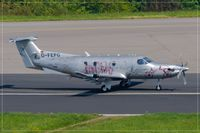 D-FEPG @ EDDR - Pilatus PC-12/47E - by Jerzy Maciaszek
