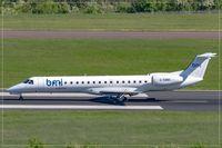 G-EMBI @ EDDR - Embraer EMB-145EU - by Jerzy Maciaszek