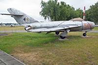 502 - Cottbus flugplatzmuseum 9.6.2015 - by leo larsen