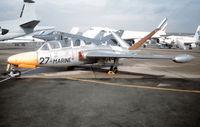 27 @ LBG - Musee de l air LBG 18.2.2002 - by leo larsen