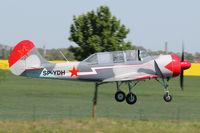 SP-YDH @ EDBF - Airport Fehrbellin (EDBF), Germany