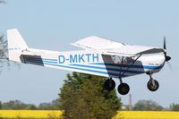 D-MKTH @ EDBF - Airport Fehrbellin (EDBF), Germany